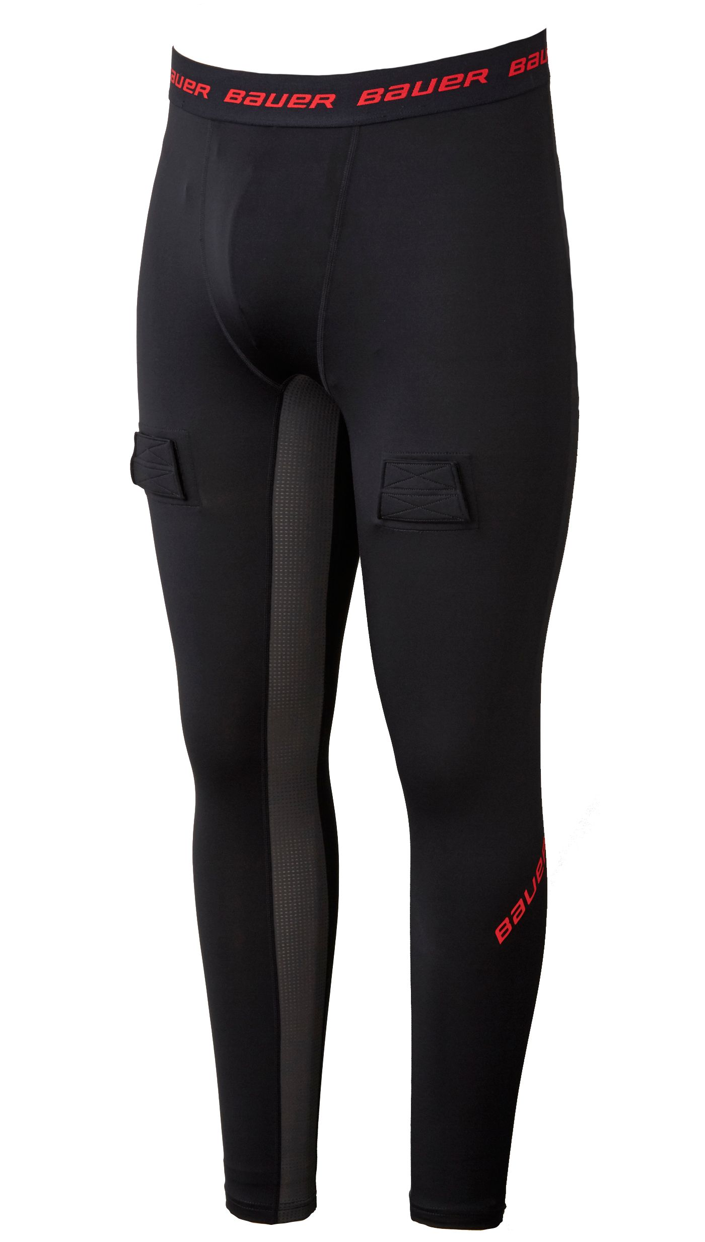 Bauer Youth Essential Compression Jock Hockey Pants