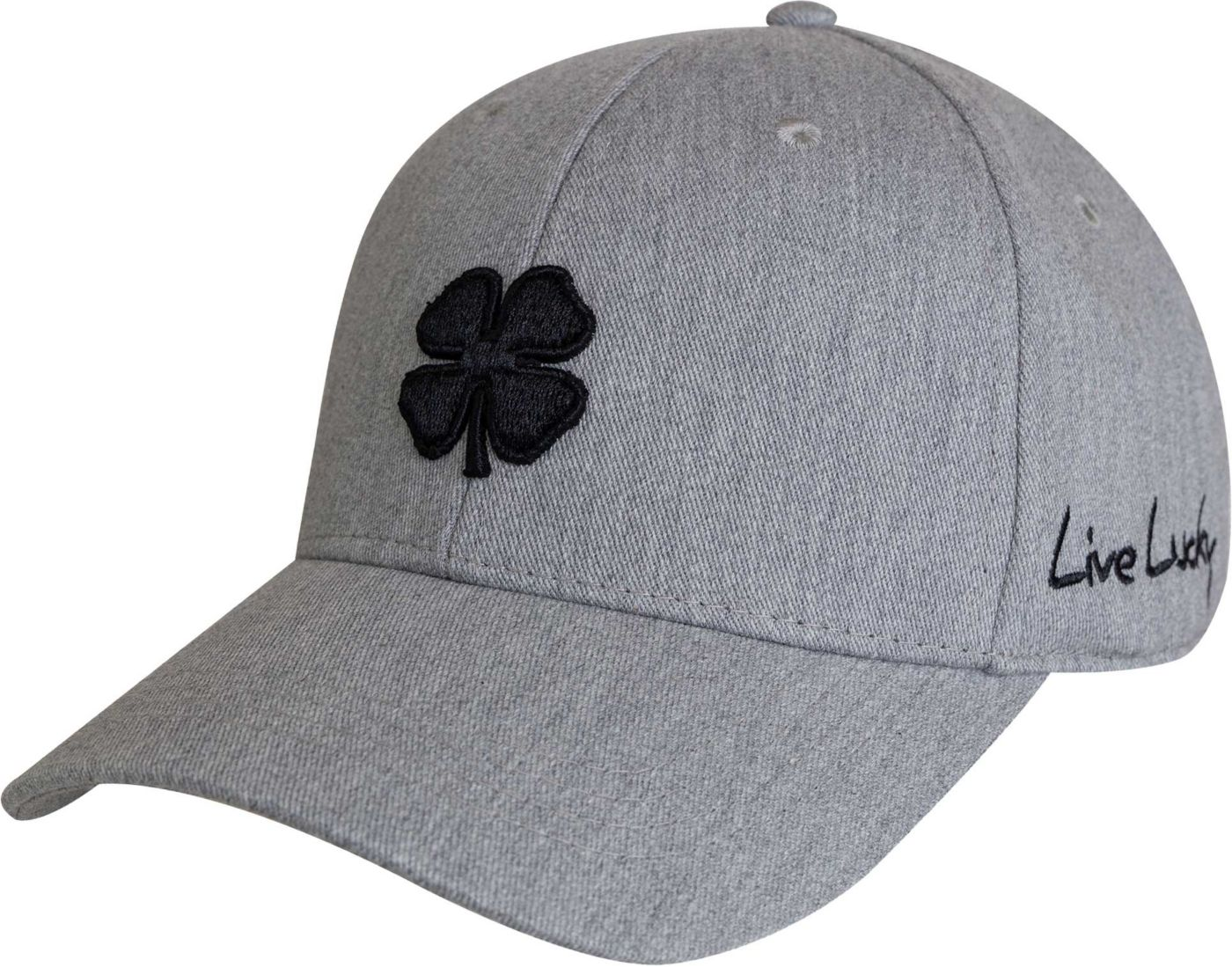 Black Clover Men's Classic Luck Golf Hat
