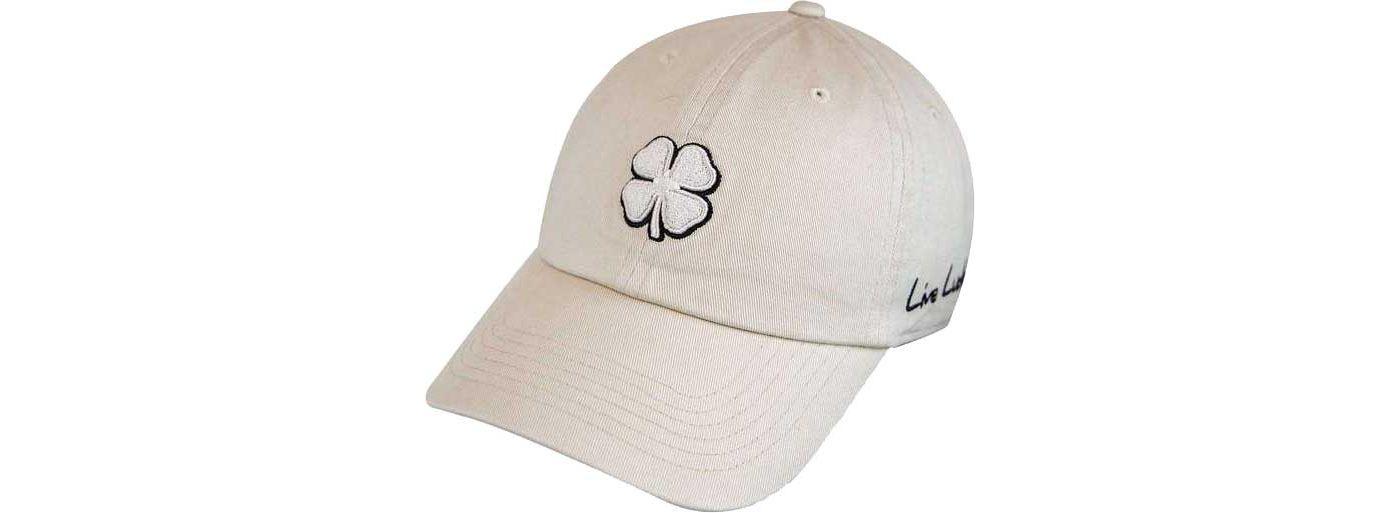 Black Clover Men's Mr. Luck Golf Hat