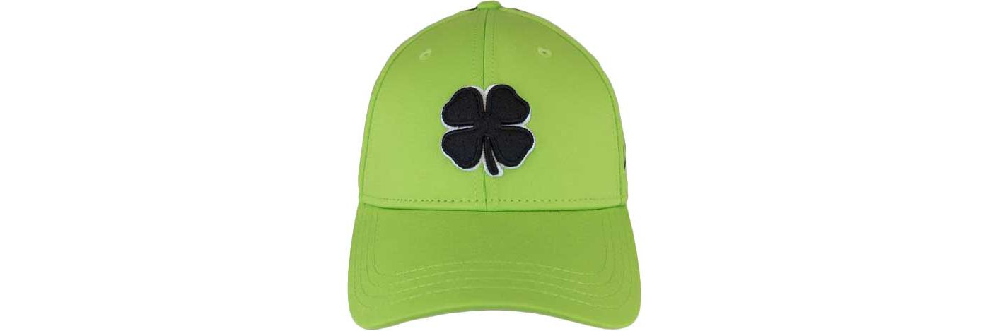 Black Clover Men's Premium Clover Golf Hat