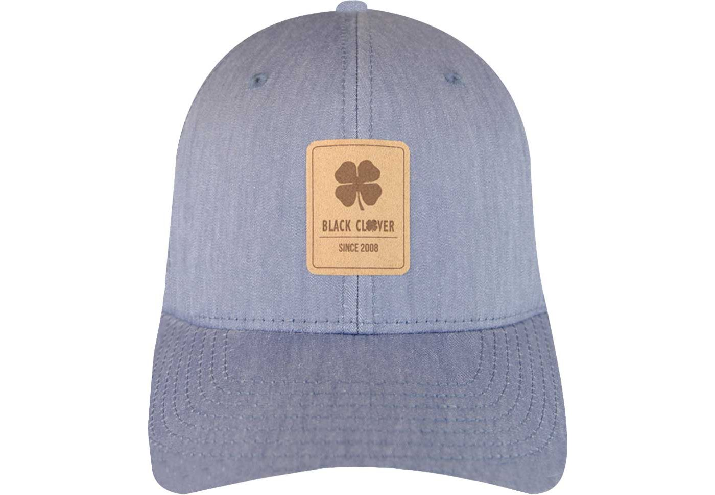 Black Clover Men's Suede Luck Golf Hat