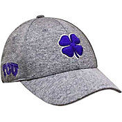 Black Clover Men's TCU Heathered Golf Hat