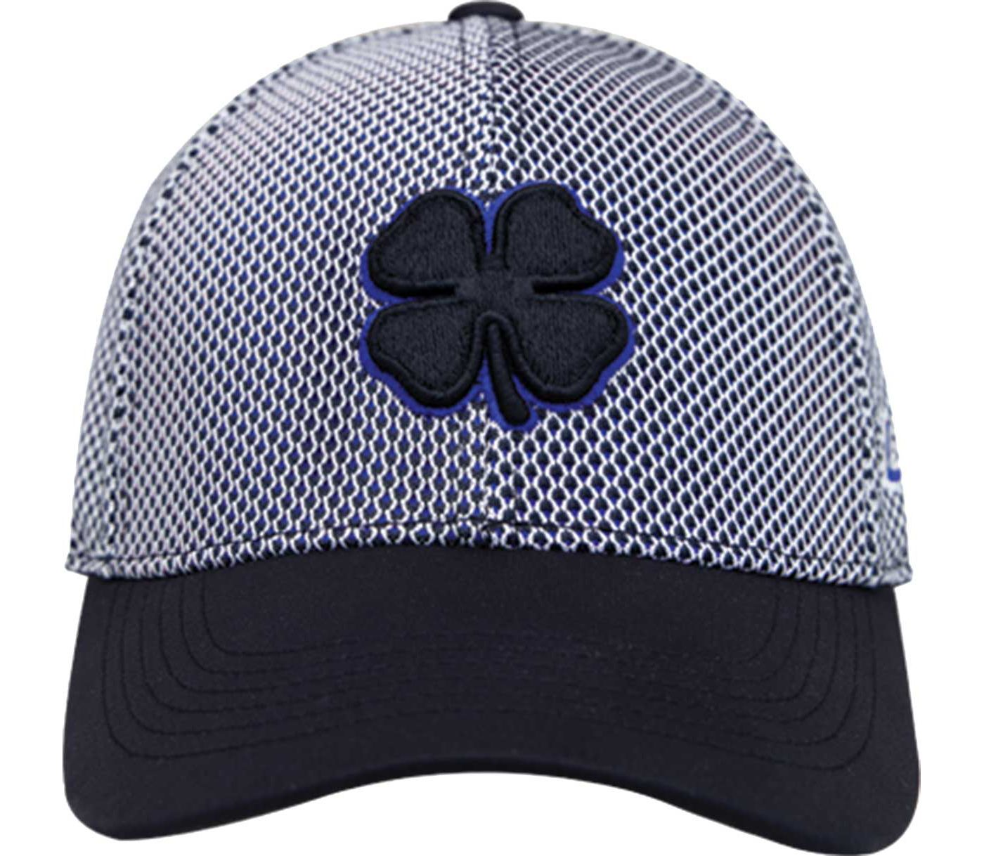 Black Clover Men's Weaved #2 Golf Hat