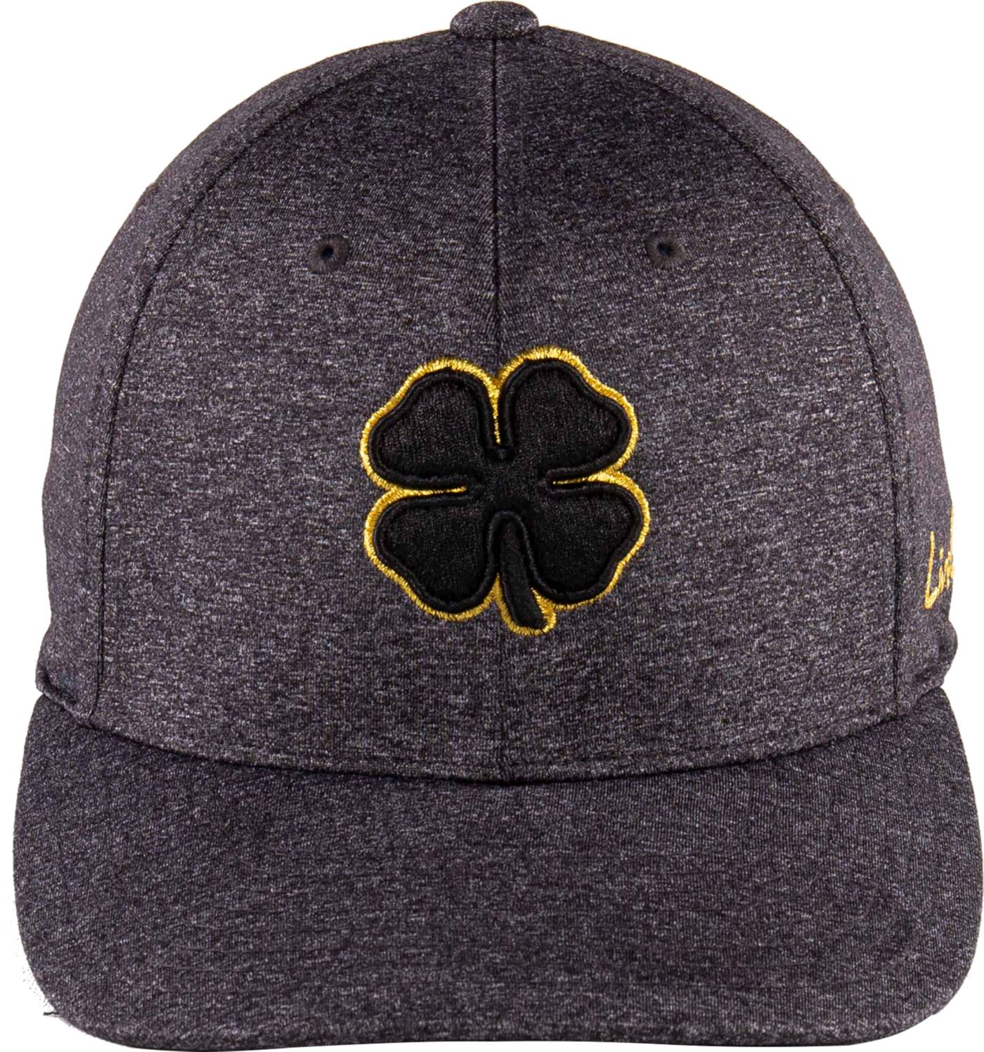 Black Clover + Rawlings Gold Glove Fitted Hat