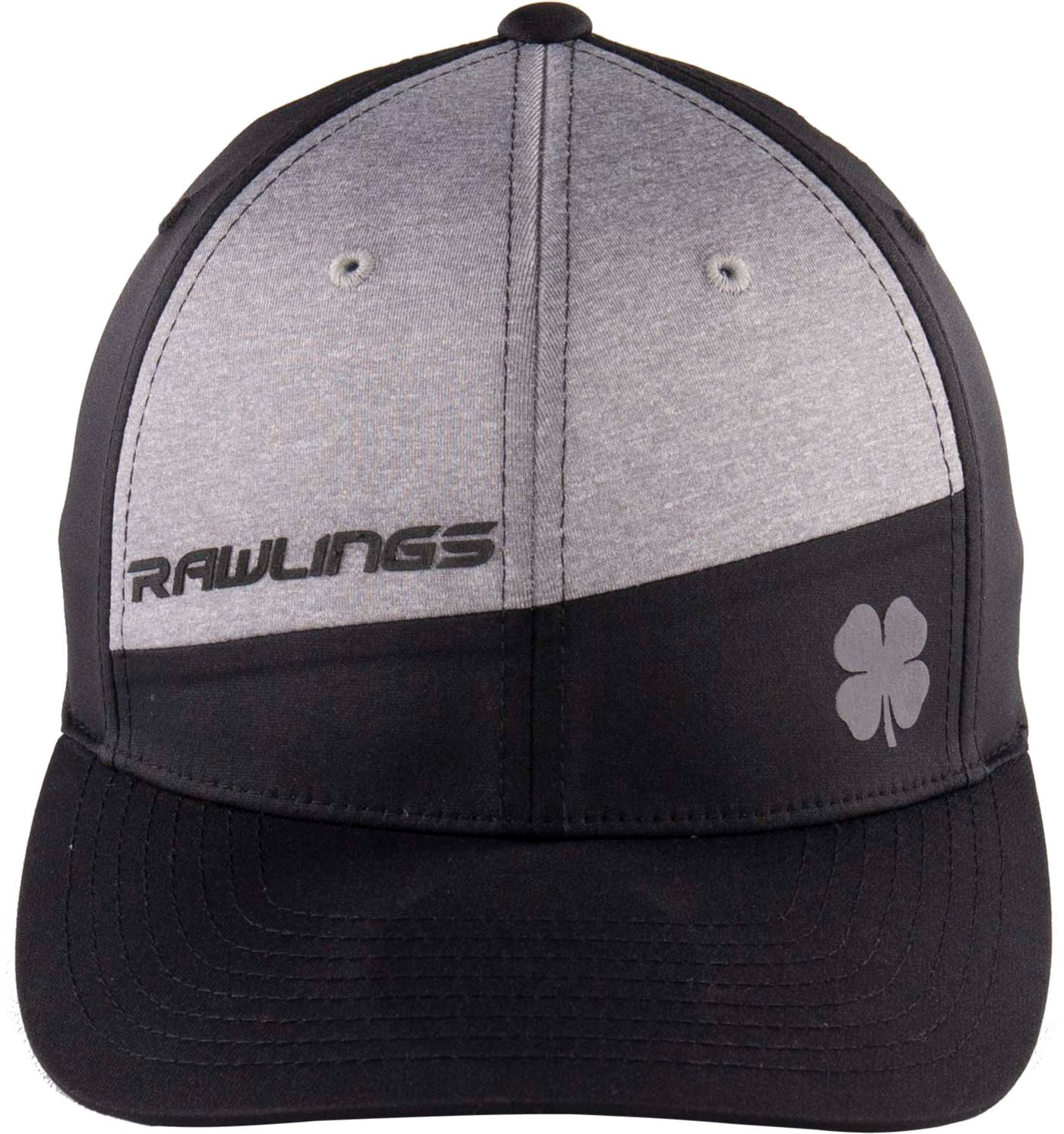 Black Clover + Rawlings Curved Brim Hat