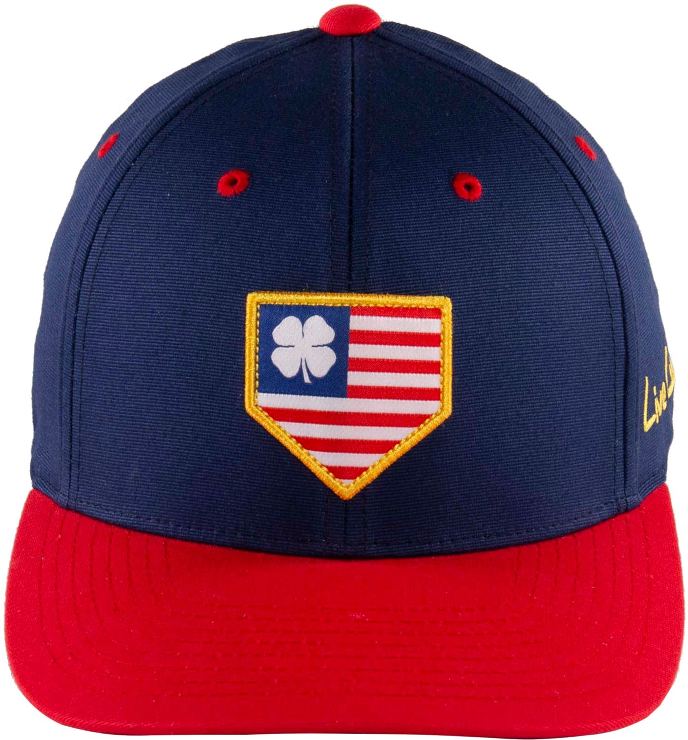 Black Clover + Rawlings USA Fitted Hat