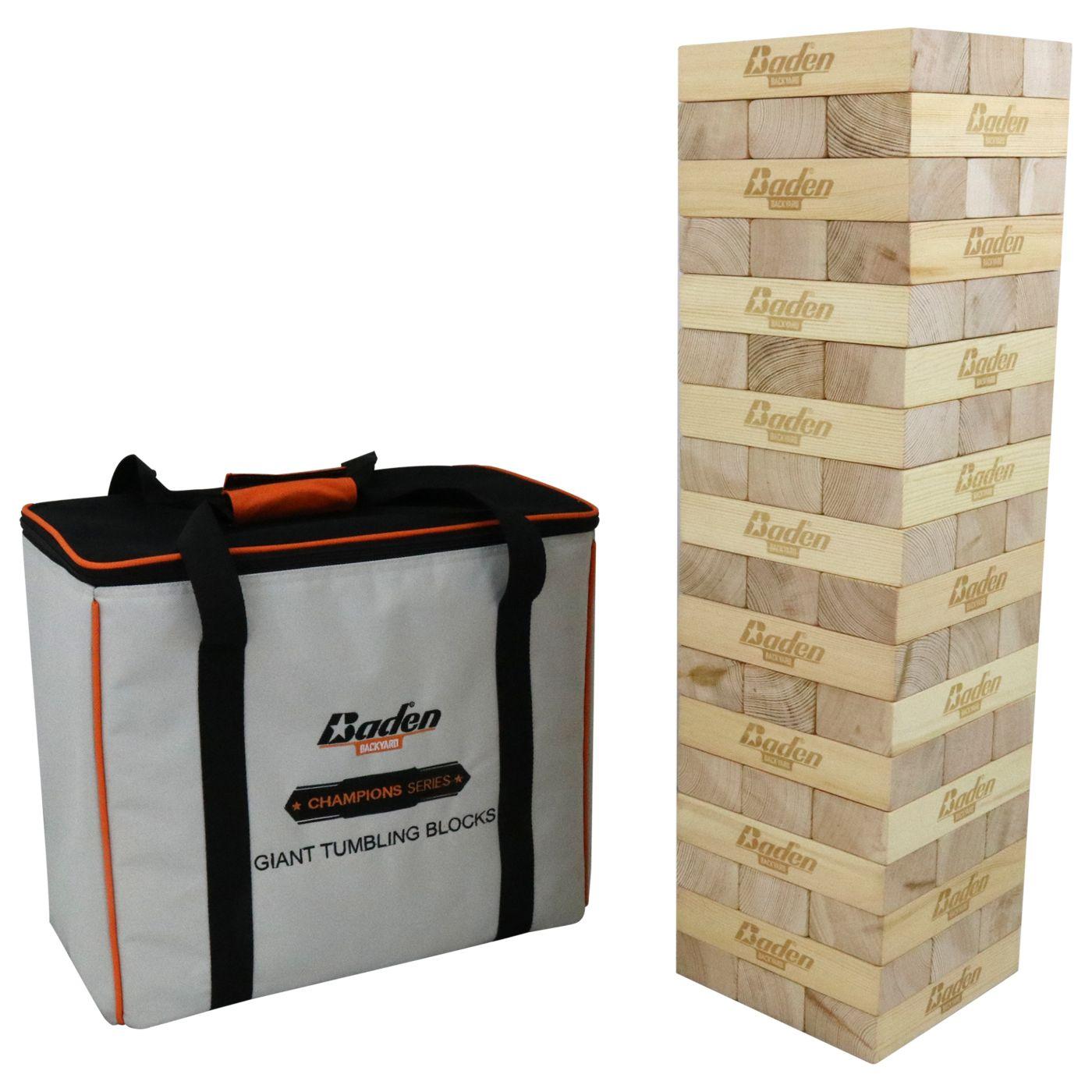 Baden Giant Tumbling Blocks Set