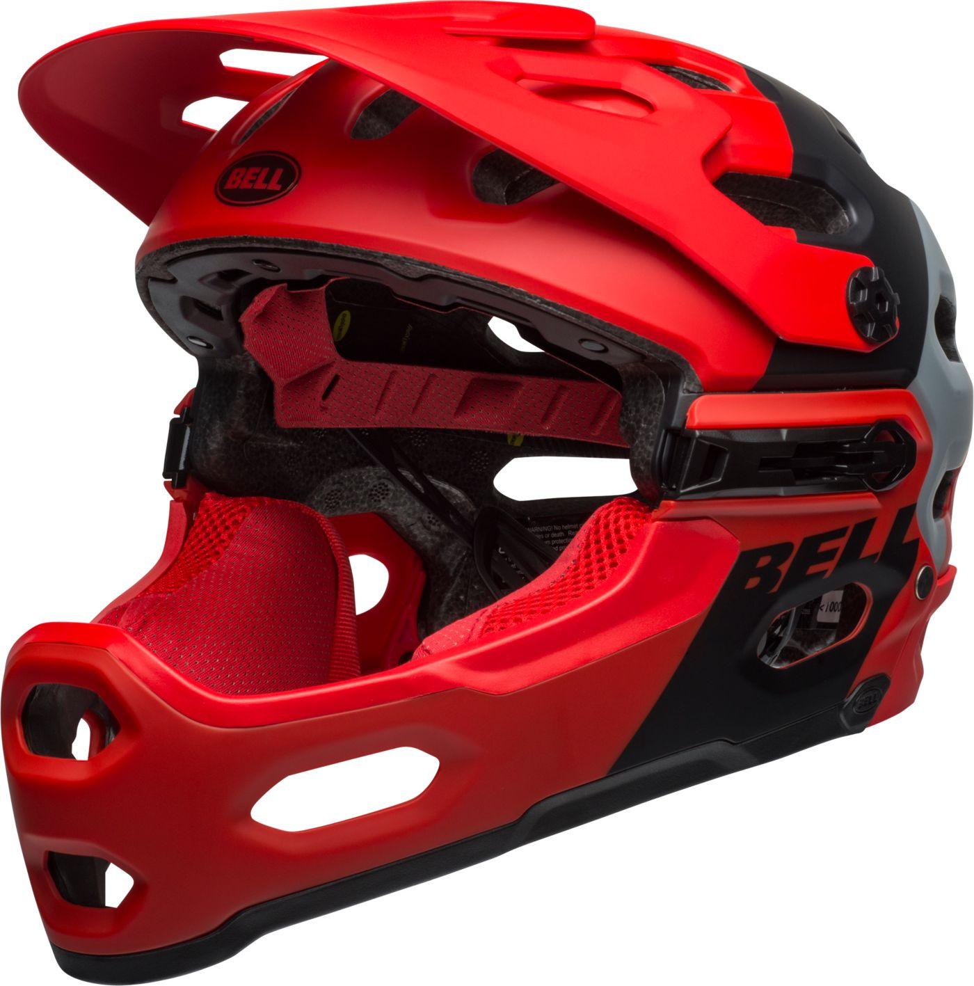 Bell Adult Super 3R MIPS Bike Helmet