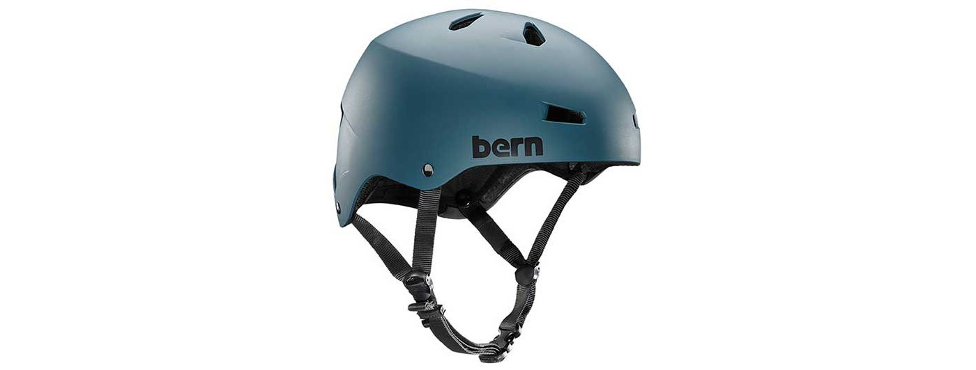 Bern Macon EPS Bike Helmet