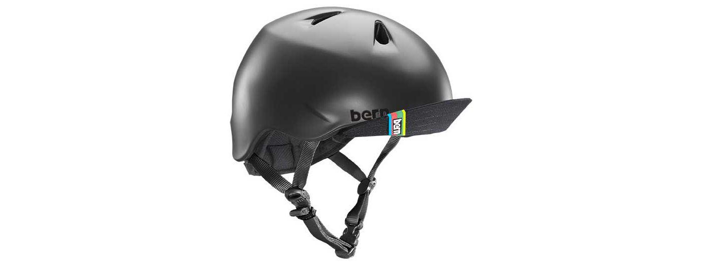 Bern Niño Youth Matte Bike Helmet