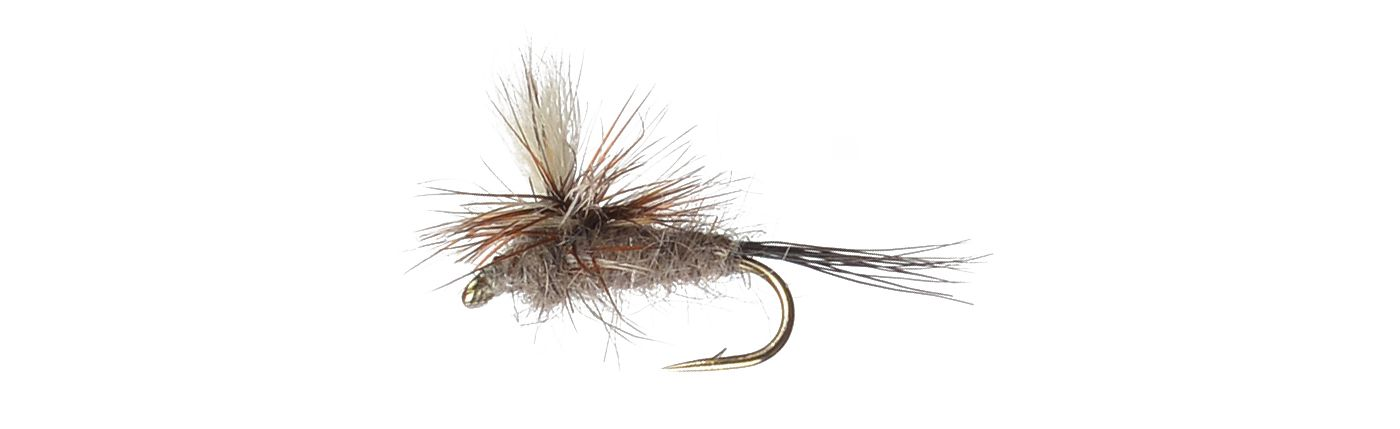 Perfect Hatch Adams Parachute Dry Fly