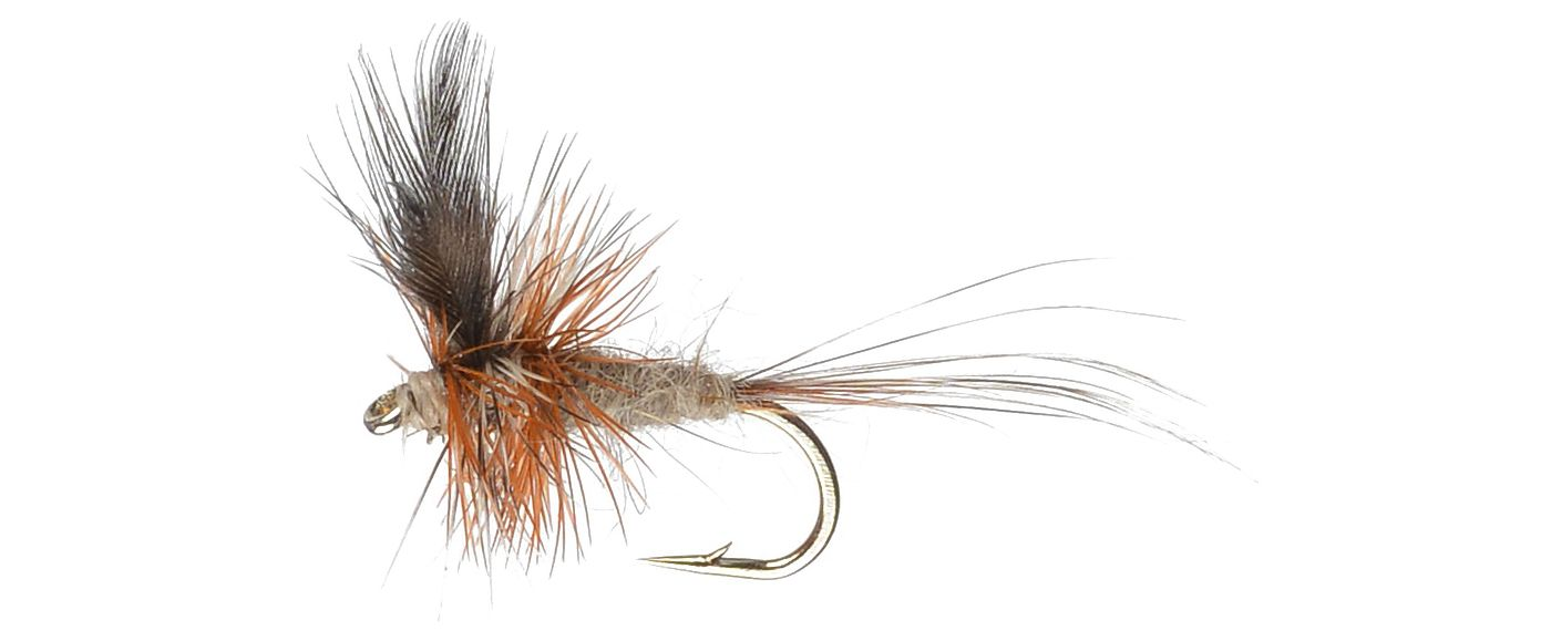 Perfect Hatch Adams Dry Fly