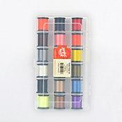 Perfect Hatch Perfect Thread 6/0 18 Spool Assortment