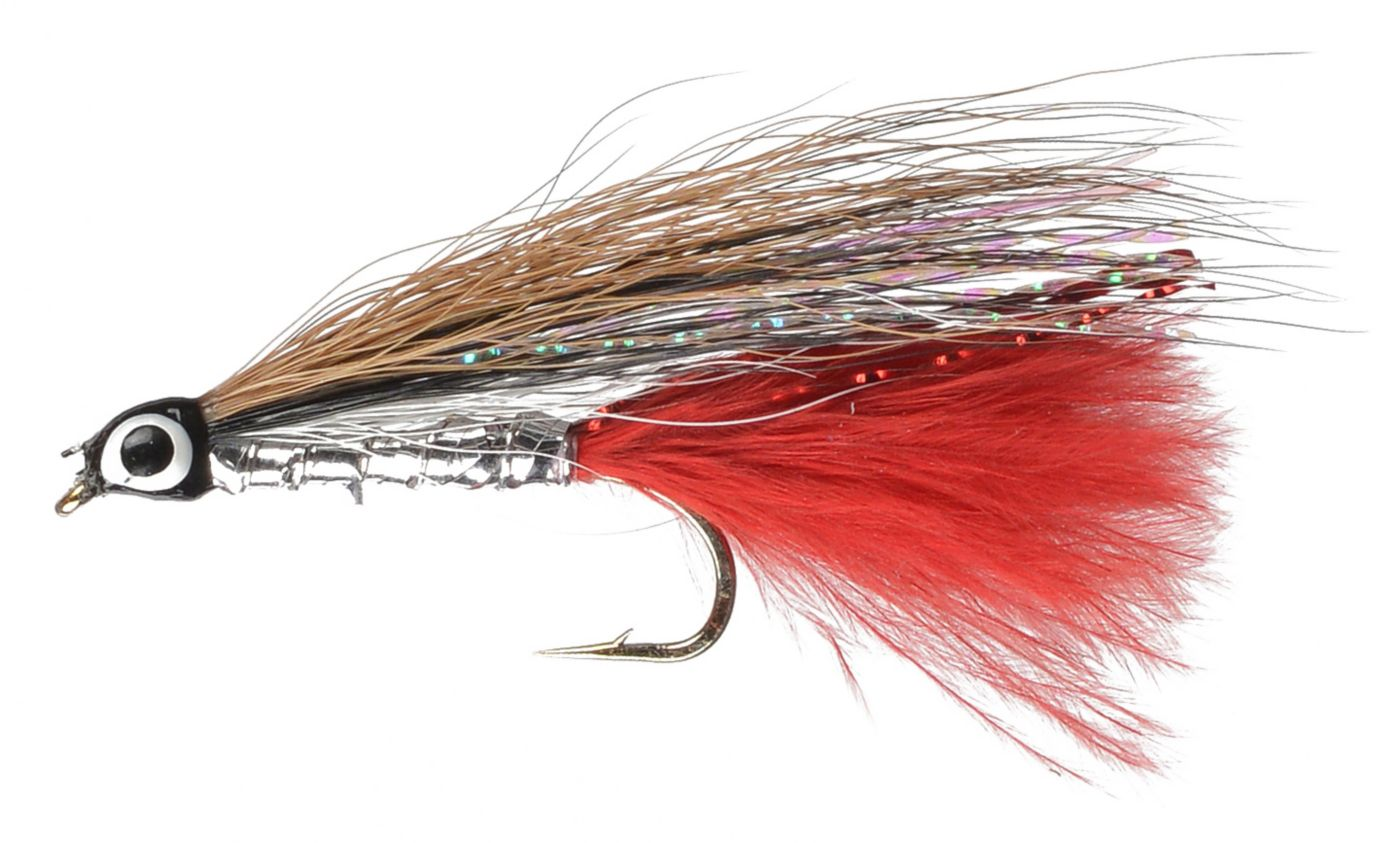 Perfect Hatch Bucktail Black Nose Streamer Fly