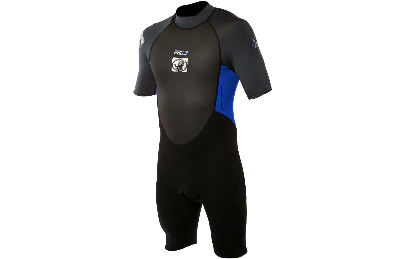 Body Glove Men's Pro 3 2mm Spring Wetsuit