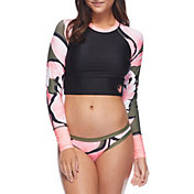 Body Glove Women's Surface Let It Be Rash Guard