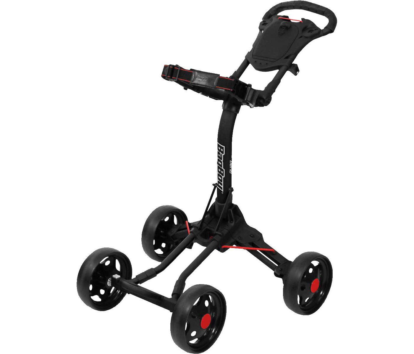 Bag Boy Quad Junior Push Cart