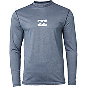 Billabong Men's All Day Wave Long Sleeve Rash Guard