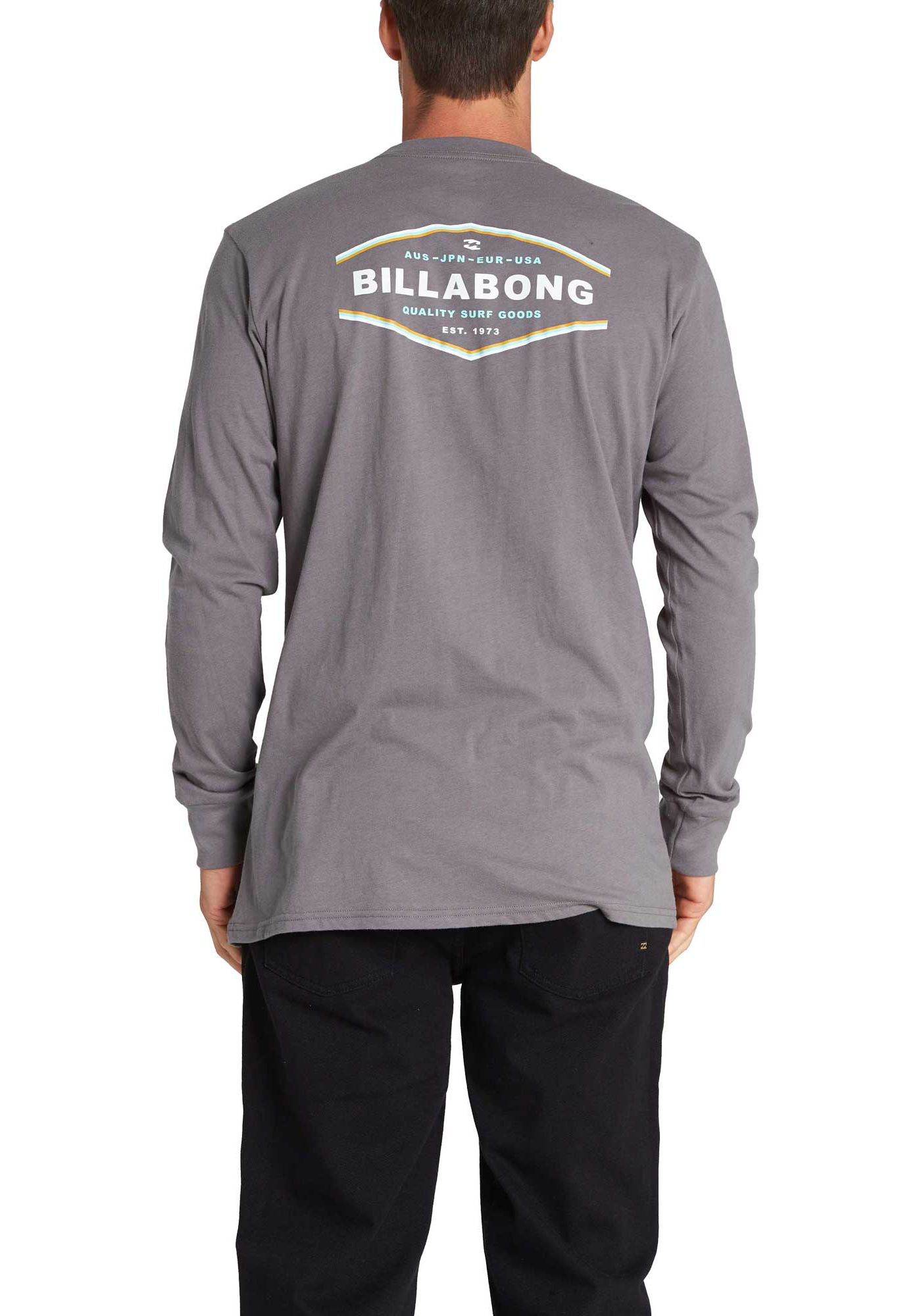 Billabong Men's Vista Long Sleeve T-Shirt