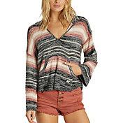 Billabong Women's Baja Beach Stripe Pullover