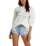 Billabong Women's Best Of Times Fleece Sweatshirt