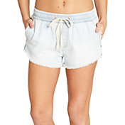 Billabong Women's Coast Line Denim Shorts