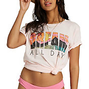 Billabong Women's Dream All Day Short Sleeve T-Shirt