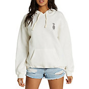 Billabong Women's Aloha Fleece Pullover Hoodie