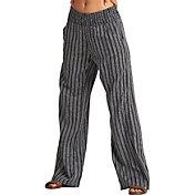 Billabong Women's New Waves Stripe Wide Leg Pants