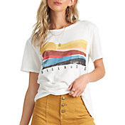 Billabong Women's Pipe Dream Short Sleeve T-Shirt