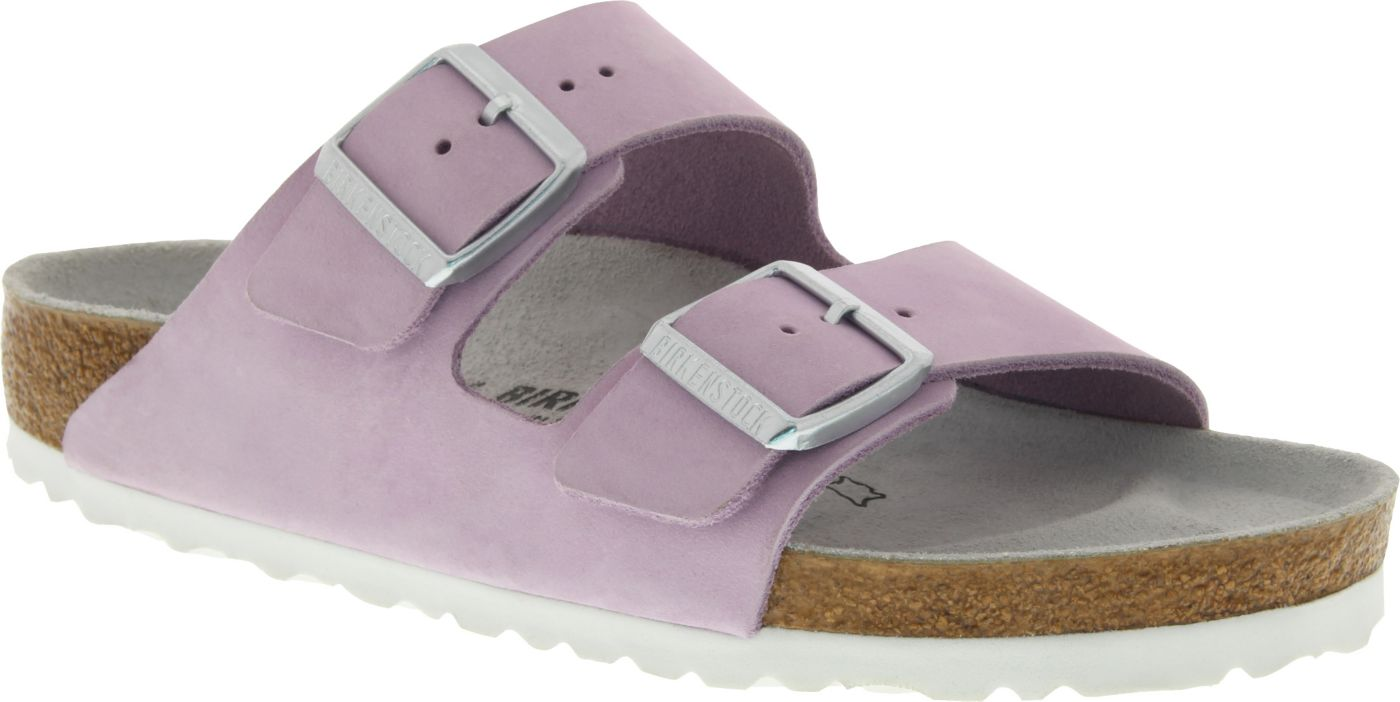 Birkenstock Women's Arizona Nubuck Sandals