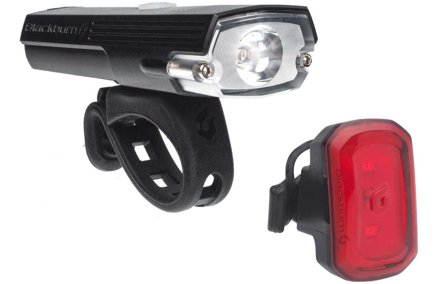 Blackburn Dayblazer 400 Front & Click USB Rear Light Combo