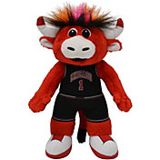 Bleacher Creatures Chicago Bulls Mascot  Smusher Plush