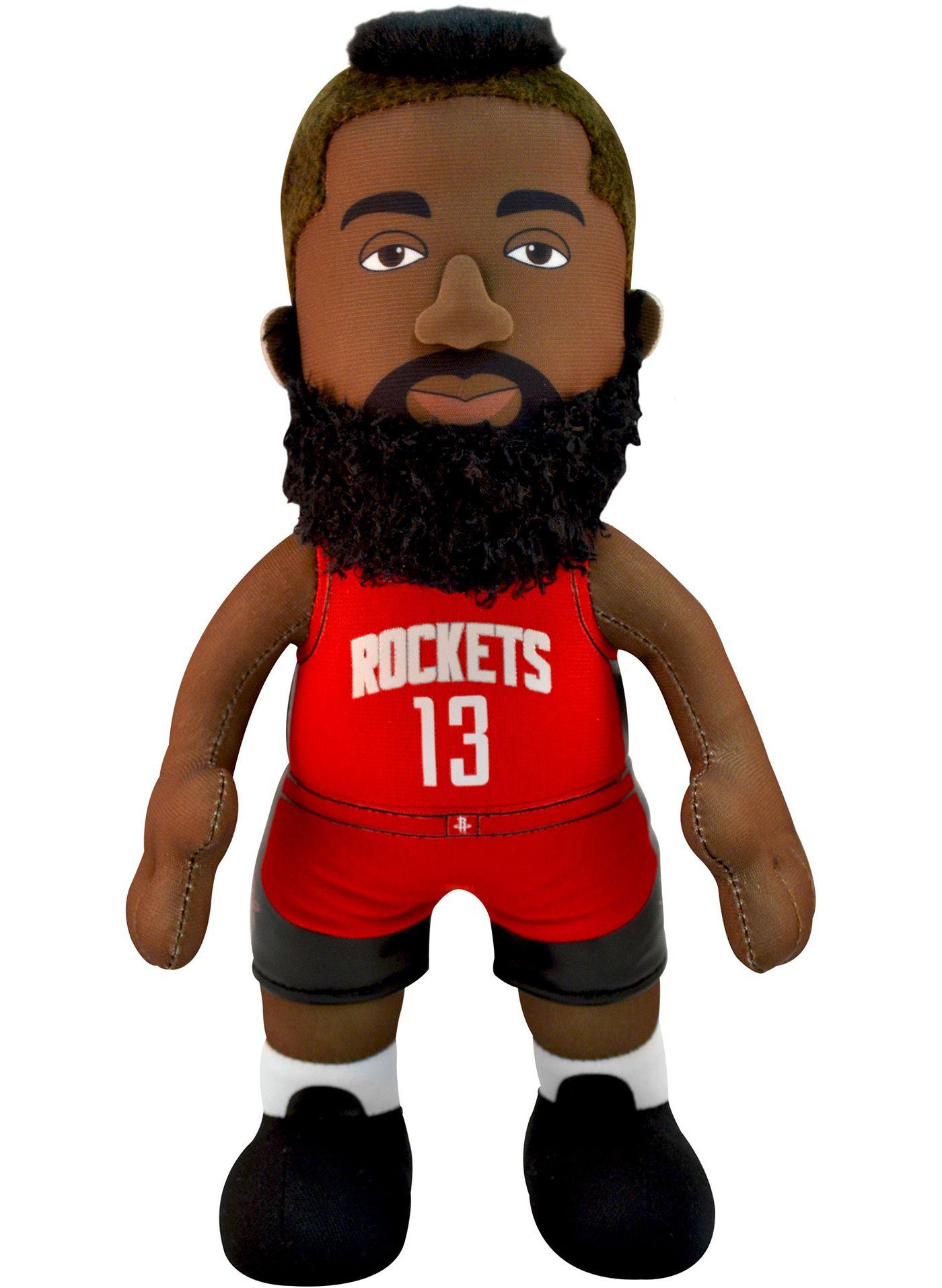 Bleacher Creatures Houston Rockets James Harden Plush