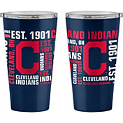 Boelter Cleveland Indians Stainless Steel Pint Glass