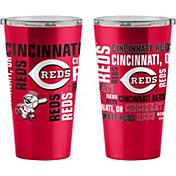 Boelter Cincinnati Reds Stainless Steel Pint Glass
