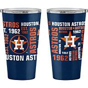 Boelter Houston Astros Stainless Steel Pint Glass