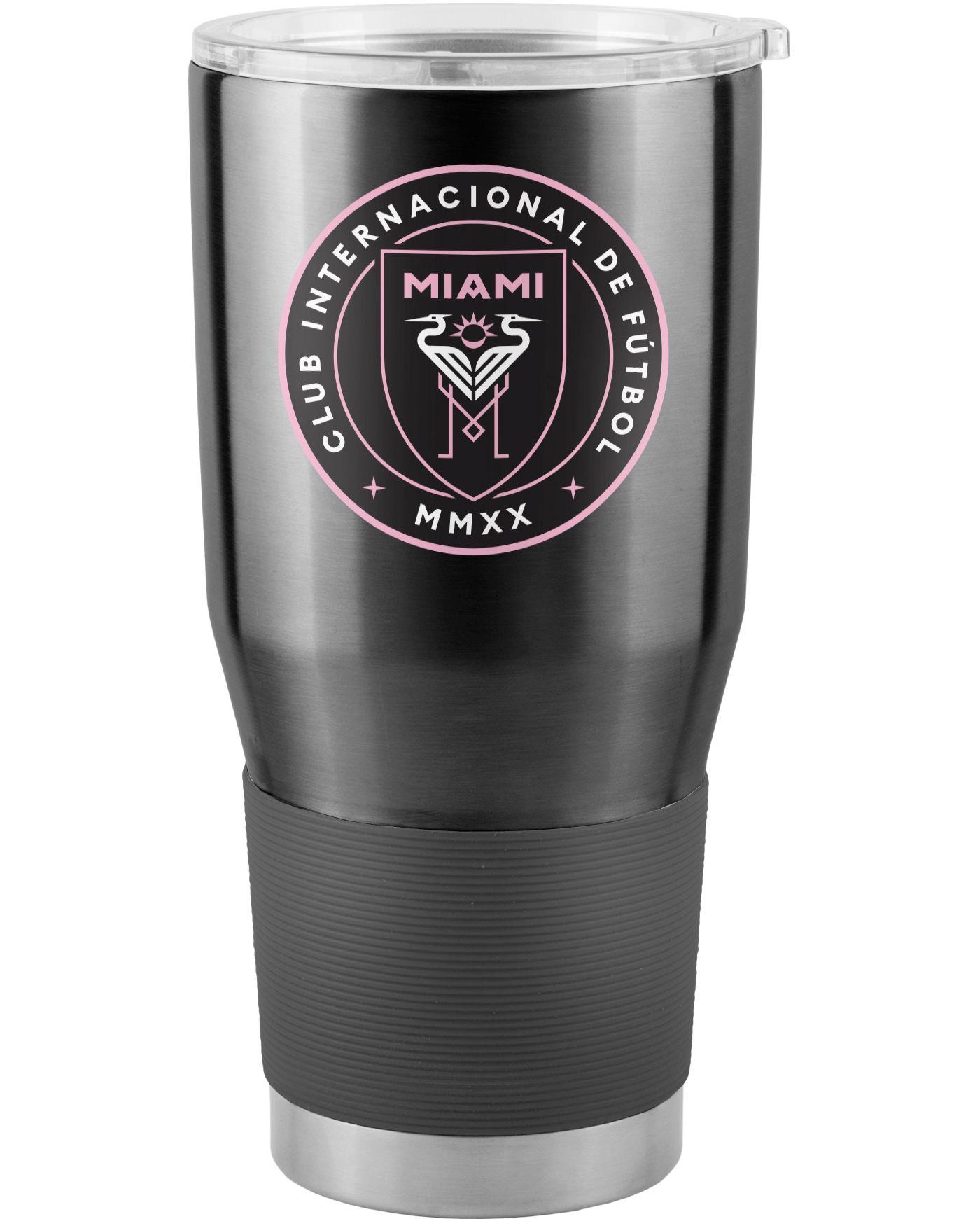 Boelter Inter Miami CF 30oz. Ultra Stainless Steel Tumbler