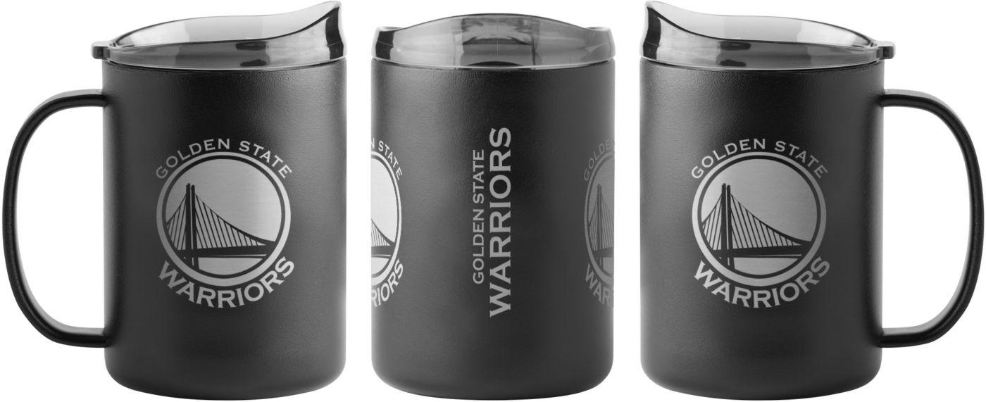 Boelter Golden State Warriors 15oz. Stainless Steel Mug
