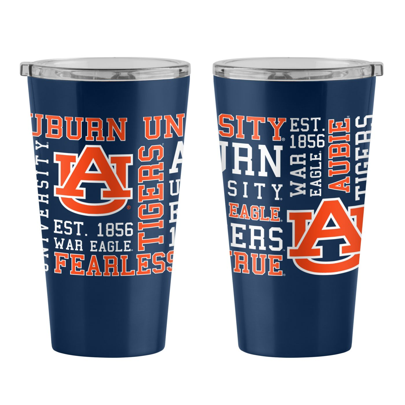 Boelter Auburn Tigers 16oz. Pint Glass