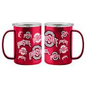 Boelter Ohio State Buckeyes 15oz. Stainless Steel Mug