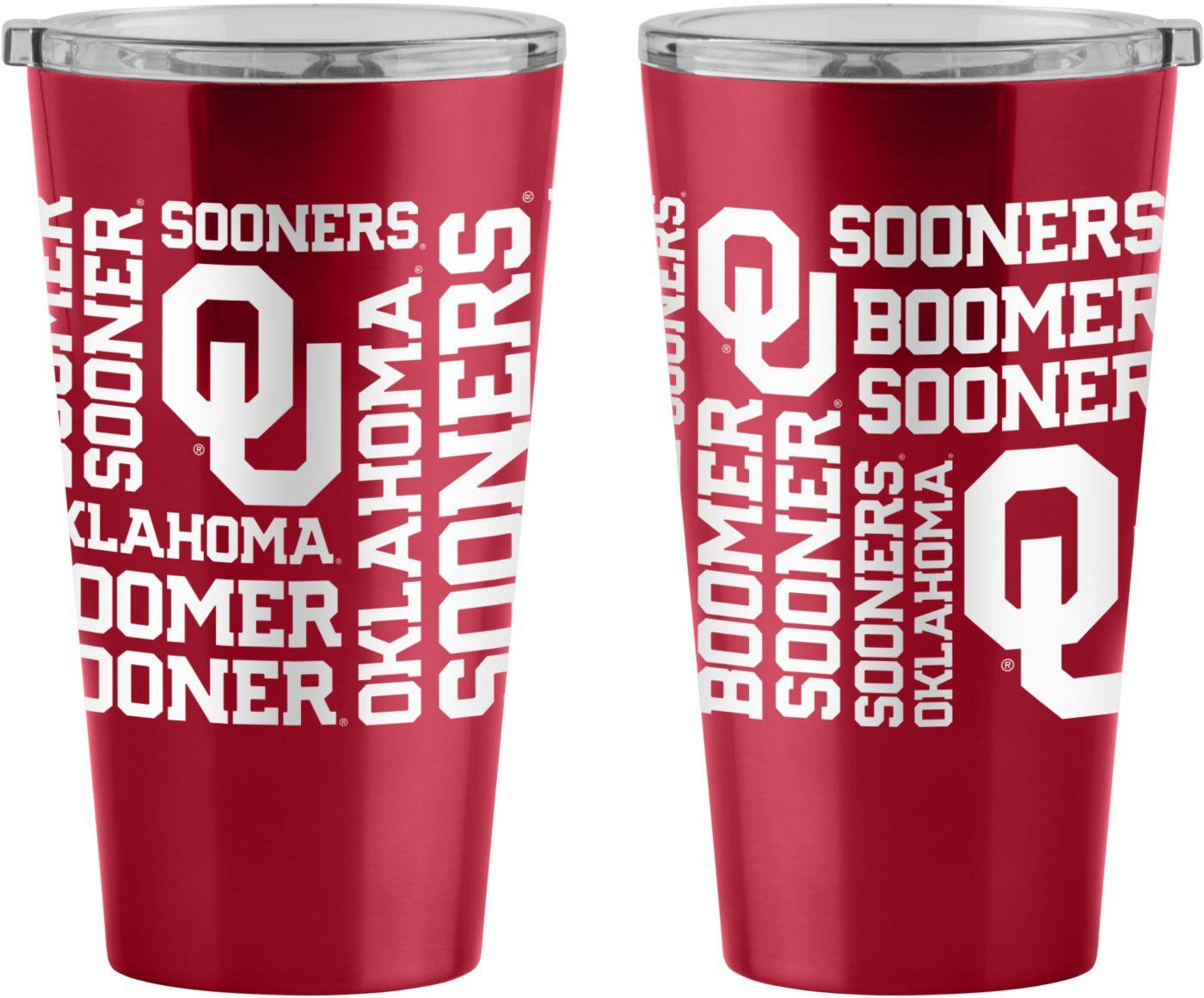 Boelter Oklahoma Sooners 16oz. Pint Glass