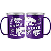 Boelter Kansas State Wildcats 15oz. Sticker Mug