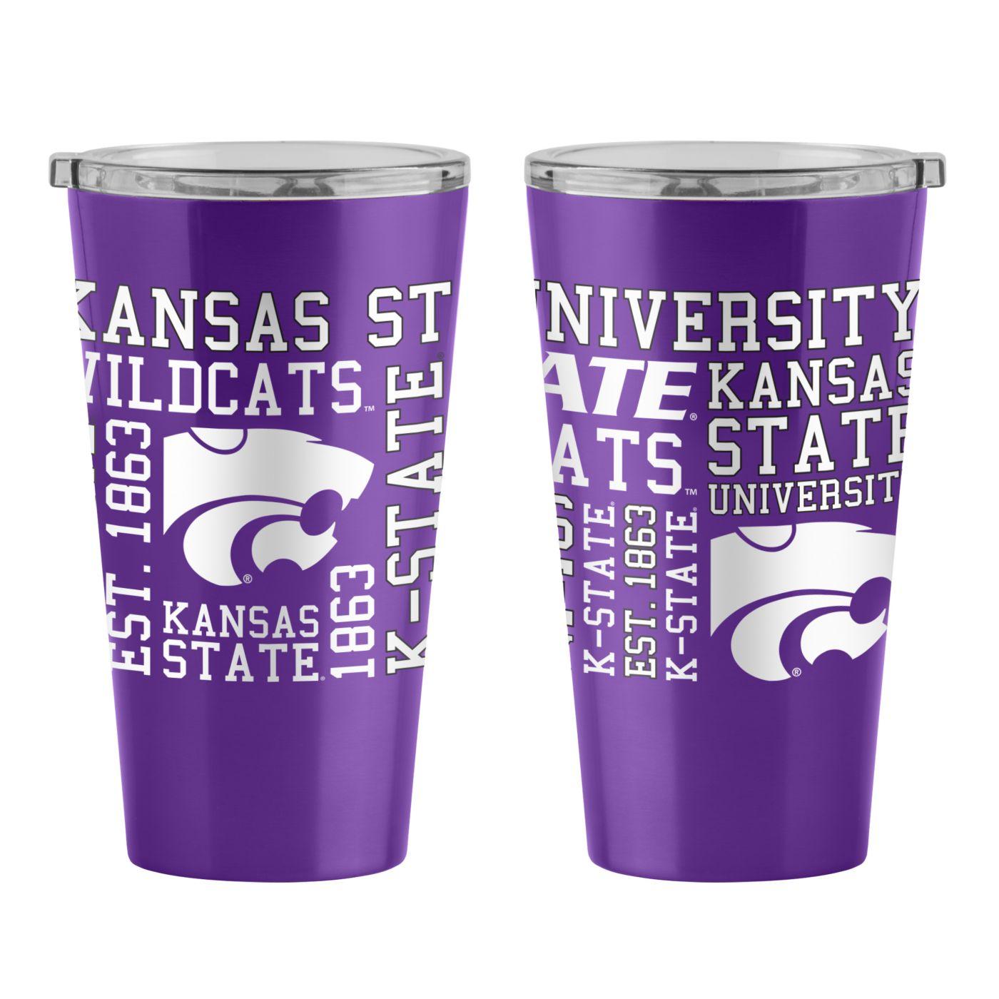Boelter Kansas State Wildcats 16oz. Pint Glass