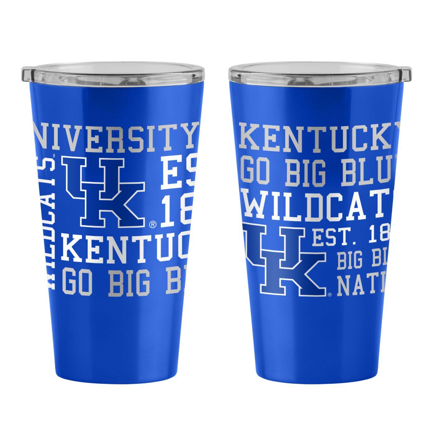 Boelter Kentucky Wildcats 16oz. Pint Glass