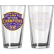 Boelter 2019 National Champions LSU Tigers 16oz. Pint Glass