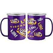 Boelter LSU Tigers 15oz. Stainless Steel Mug