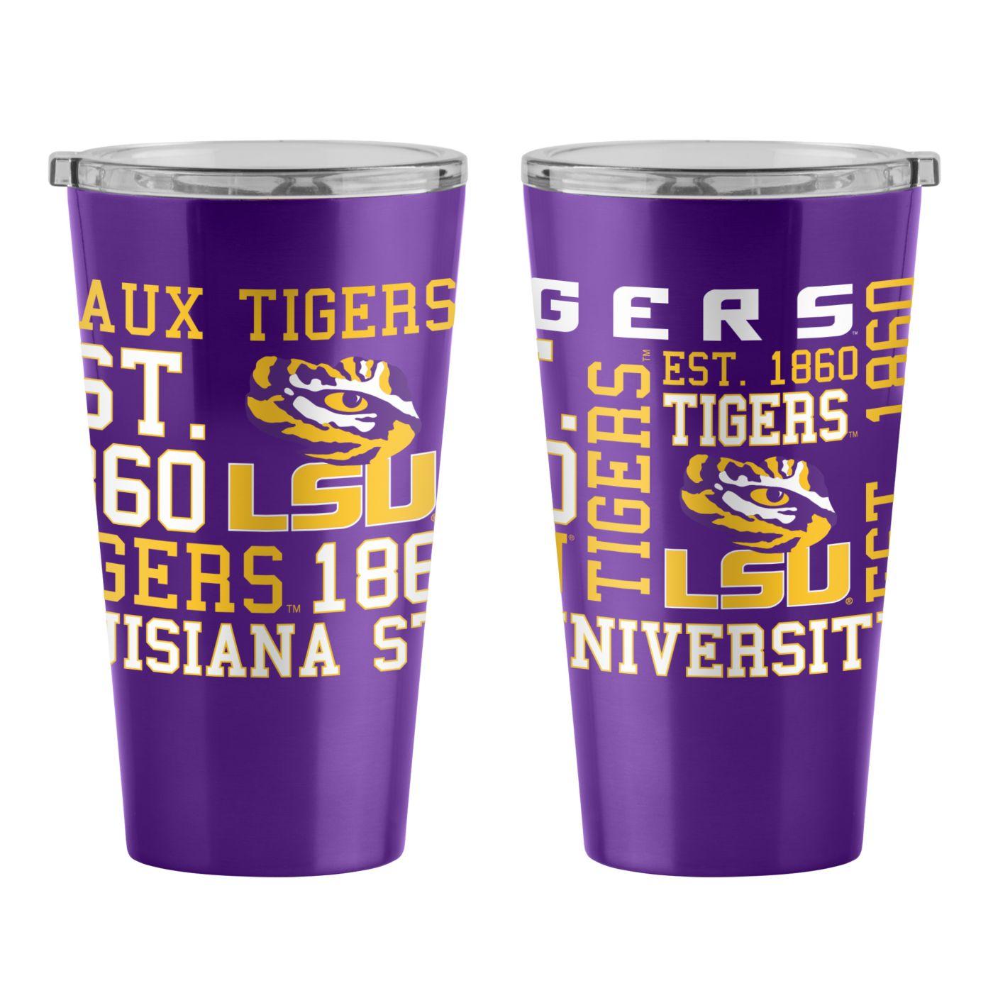 Boelter LSU Tigers 16oz. Pint Glass