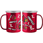 Boelter Louisville Cardinals 15oz. Sticker Mug