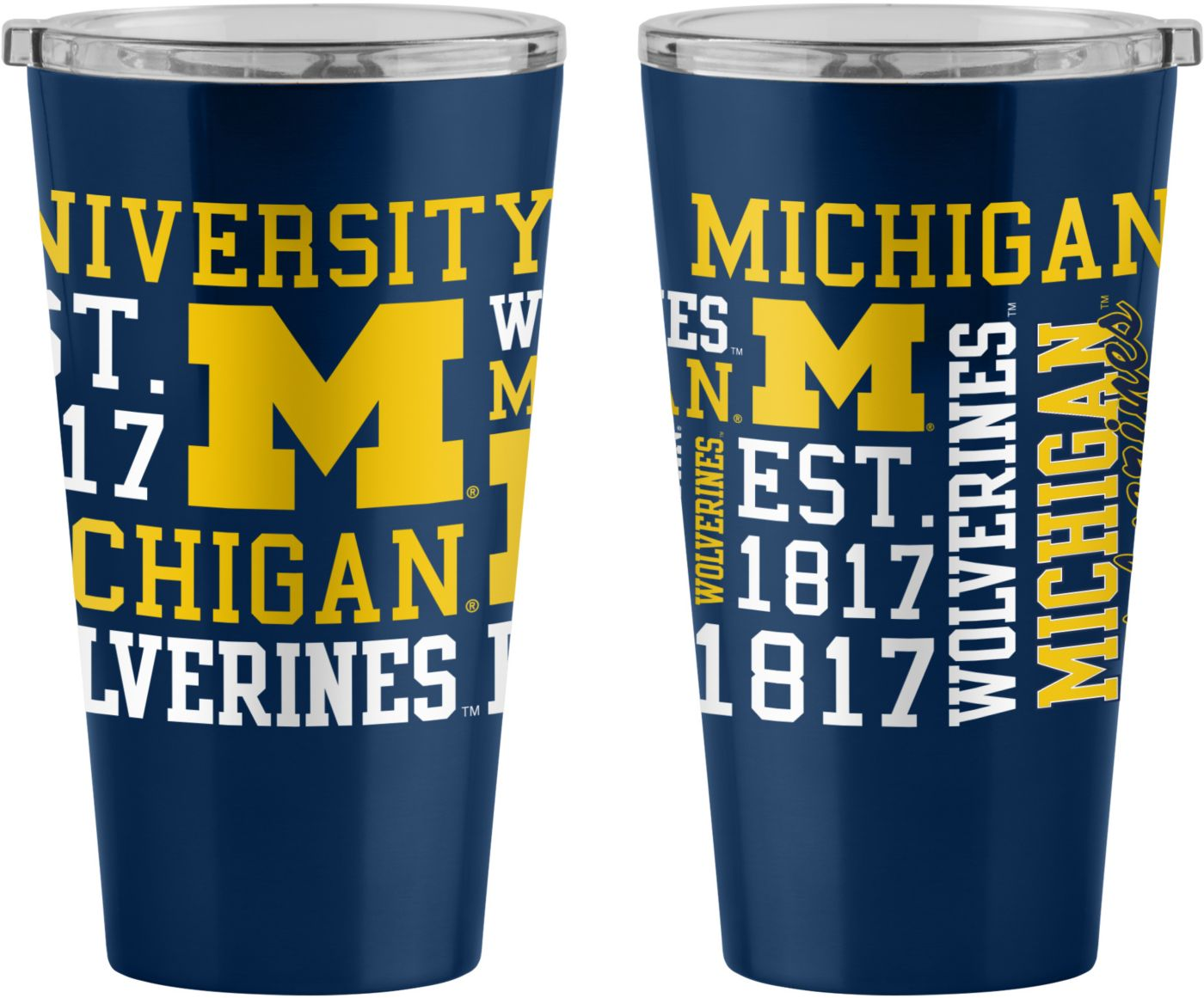 Boelter Michigan Wolverines 16oz. Pint Glass